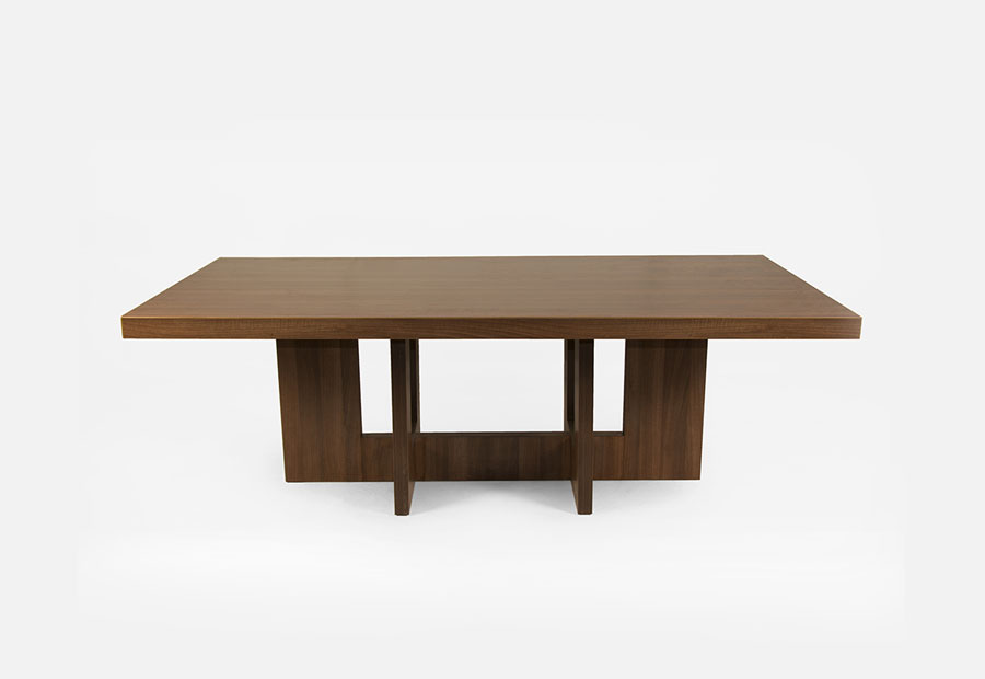Crossroad dining table online